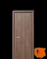 Межкомнатные двери Новый Стиль Стандарт ПВХ (золотая ольха)