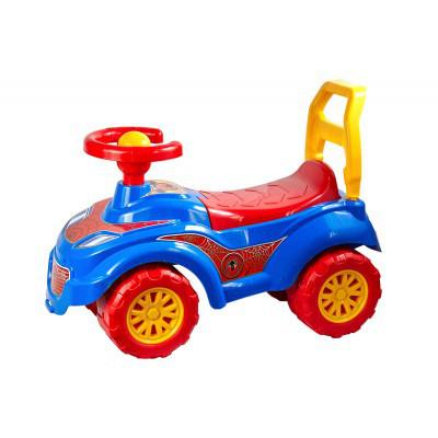 Машинка-каталка Спайдер ТехноК (3077)