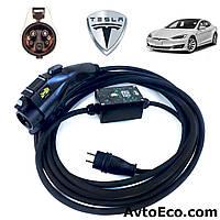 Зарядное устройство для электромобиля Tesla Model S AutoEco J1772-16A-BOX, фото 1