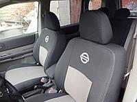 Авточехлы Honda Jazz ІІ с 2008 г тканевые Classik Emc Elegant