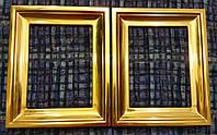 Изготовление и золочение сусальным золотом деревянных рам.