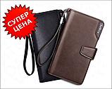 Портмоне і гаманця Baellerry Business чоловічий, фото 3
