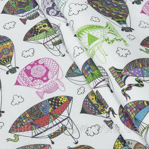 Водоотталкивающая ткань, воздушные шары