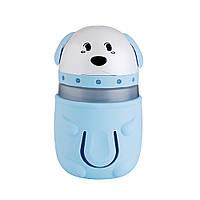 Увлажнитель воздуха SUNROZ Doggie Портативный увлажнитель воздуха Песик, LED, USB, 165 мл Синий (SUN0296)