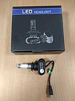 """Автомобильные светодиодные лампы (LED) цоколь H7 """"LED NANO"""" type 9 - Китай, фото 1"""