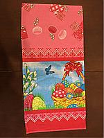 Кухонное полотенце пасхальное вафельное, фото 1