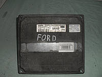 Компютер Блок управления двигателем Ford Fiesta MK6, 4S6112A650KB