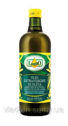 Оливковое масло экстракласса фильтрованное Италия 1 л Luglio Olio Extra Vergine di Oliva