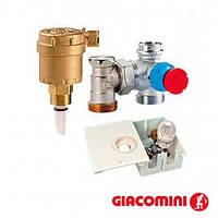Giacomini Unibox R508K термостатичний блок