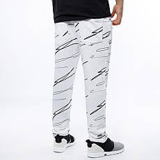 Летние брюки в белом цвете от GALAGOWEAR Chinos White размер L, фото 2