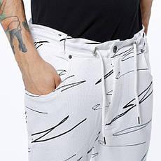 Летние брюки в белом цвете от GALAGOWEAR Chinos White размер L, фото 3