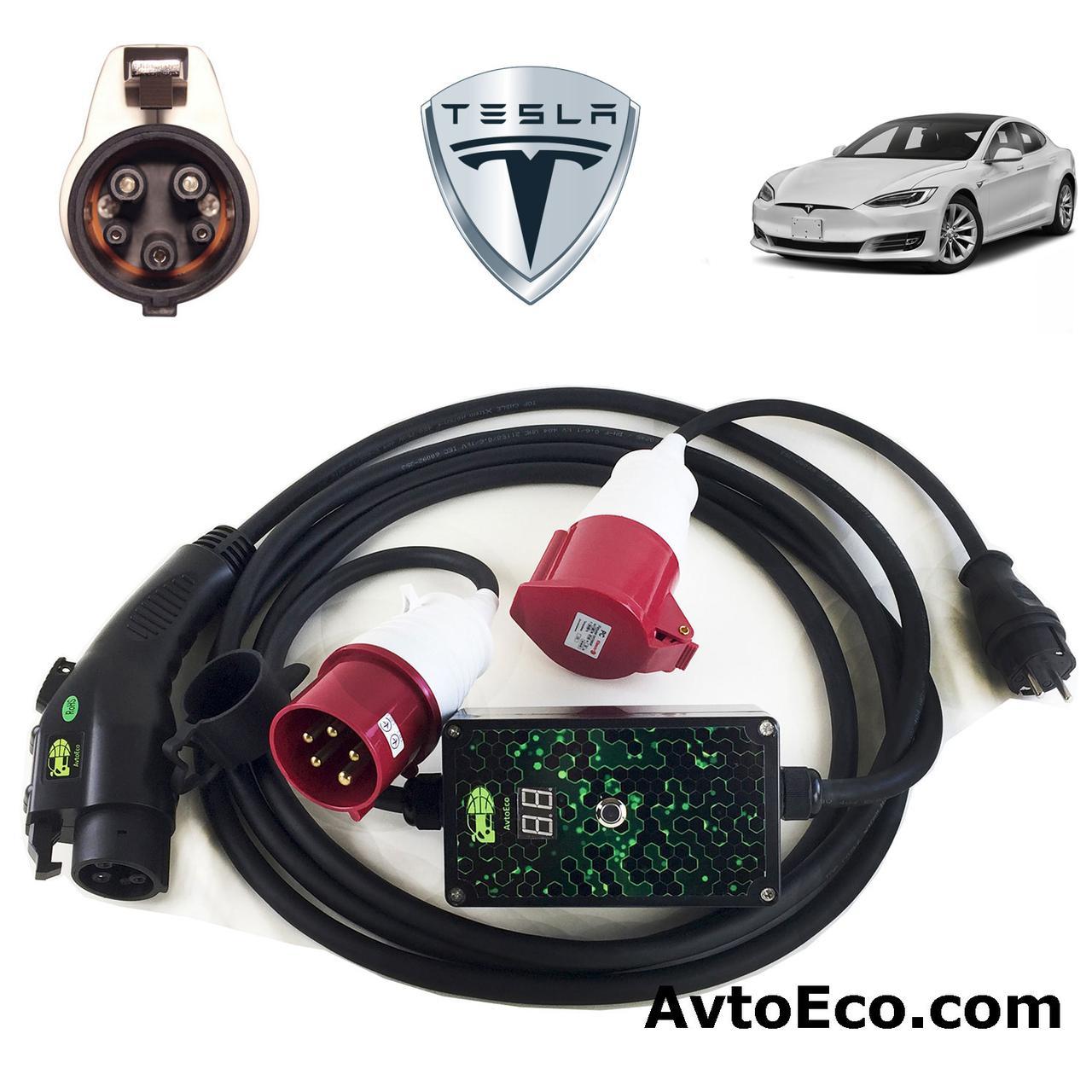 устройство электромобиля tesla model s