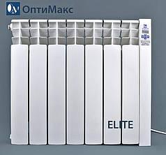 Электрорадиатор ОптиМакс ELITE на 7 секций  840 Вт