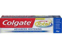 """Зубная паста """"Colgate Advanced Whitening"""" (75 мл.)"""