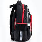 Рюкзак школьный 513 Firetruck K18-513S, фото 6