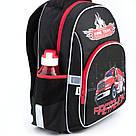 Рюкзак школьный 513 Firetruck K18-513S, фото 5