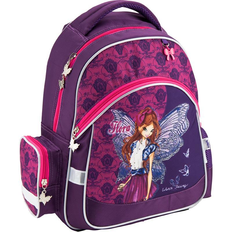 Рюкзак школьный 521 Winx W18-521S