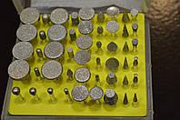 Набор алмазных фрез для гравера 30 шт
