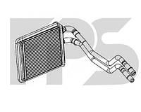 Радиатор печки Ford Fiesta Форд Фиеста 09- , FP28N134 Nissens
