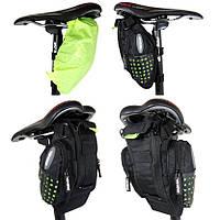 Велосумка подседельная вертикальная грузовая B-SOUL / VSHENG YA039