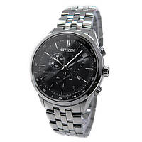 Часы Citizen Eco-Drive Sapphire Chronograph AT2140-55E Made in Japan H504