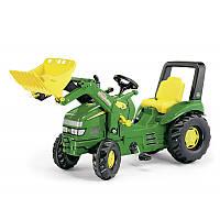 Rolly Toys Трактор X-Trac John Deere с ковшом