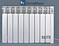 Электрорадиатор ОптиМакс ELITE на 9 секций 1080 Вт