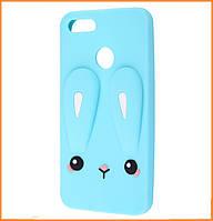 Чехол-накладка TPU Rabbit для Xiaomi Mi A1 / Mi 5X Mint