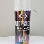 Акриловый грунт краска спрей BOSNY NO. 1007 FLAT WHITE (белый матовый грунт), 400мл