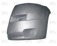 Угольник бампера переднего правый Citroen Ситроен Jumper Джампер , FP2606912 Fps