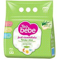 """Порошок для стирки детского белья """"Teo Bebe"""" алое 2,4 кг"""