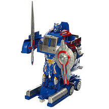 Робот-трансформер на радиоуправлении Transformers, фото 3