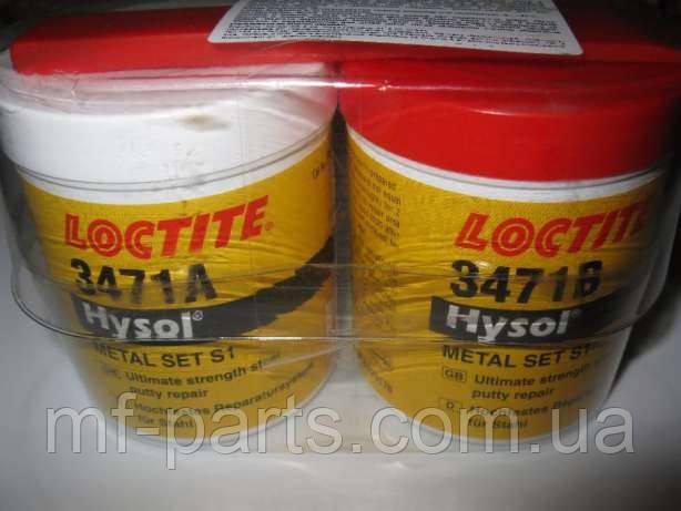 LOCTITE 3471 сталенаполненный, двухкомпонентный эпоксидный состав