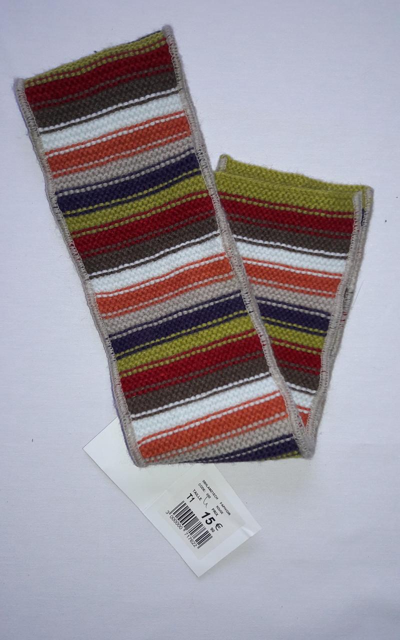 Вязаный детский шарфик Dpam
