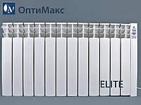 Электрорадиатор ОптиМакс ELITE на 12 секций 1440 Вт
