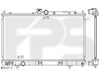 Радиатор охлаждения Mitsubishi Lancer 8 Митсубиси Лансер 98-03 , FP48A1362X Koyorad
