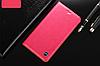 """LG V35 ThinQ оригинальный кожаный чехол книжка из натуральной кожи магнитный противоударный """"MARBLE"""", фото 4"""