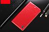 """LG V35 ThinQ оригинальный кожаный чехол книжка из натуральной кожи магнитный противоударный """"MARBLE"""", фото 6"""