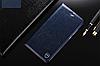 """HONOR V9 / 8 Pro оригинальный кожаный чехол книжка из натуральной кожи магнитный противоударный """"MARBLE"""", фото 7"""