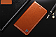 """Huawei P6 оригинальный кожаный чехол книжка из натуральной кожи магнитный противоударный """"MARBLE"""", фото 9"""