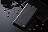 """HONOR V9 / 8 Pro оригинальный кожаный чехол книжка из натуральной кожи магнитный противоударный """"MARBLE"""", фото 10"""