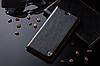 """LG V35 ThinQ оригинальный кожаный чехол книжка из натуральной кожи магнитный противоударный """"MARBLE"""", фото 10"""