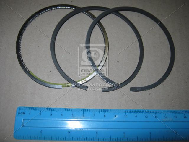 Кольца поршневые MB 91.5 (3/2/4) 2.4D/3.0D OM616/OM617 (пр-во KS) 800018411060