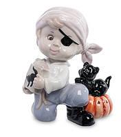 """Фарфоровая статуэтка """"Halloween"""" мальчик (Pavone) JP-11/13"""