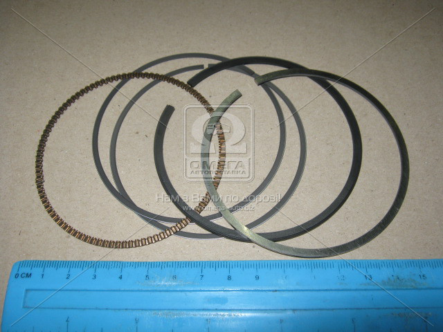 Кольца поршневые VAG 81.01 AEK/AFT/AHL 1.2/1.5/2.0 (KS) 800039410000