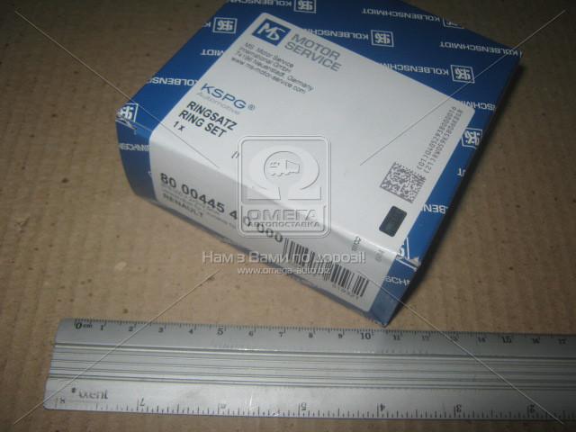 Кільця поршневі RENAULT 76.00 1.5 DCi K9K (KS) 800044510000