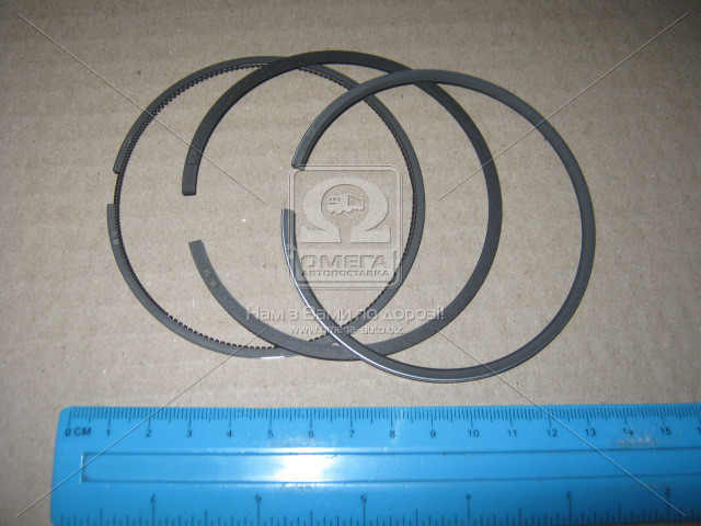 Кільця поршневі 83.0 MB (2/2/2) OM642 (пр-во KS) 800055810000