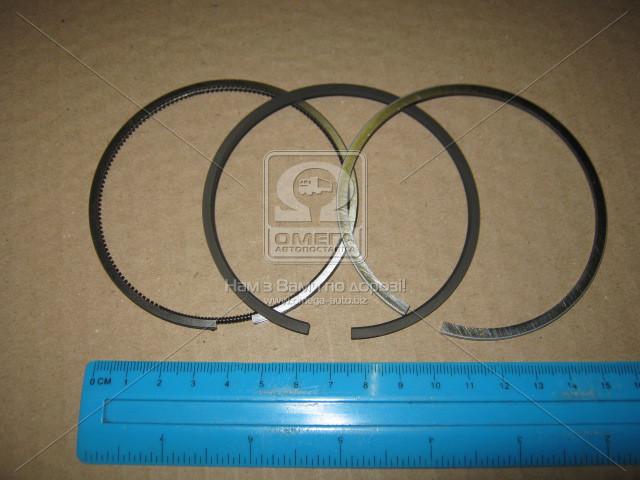Кольца поршневые VAG 81.51 2.0TDI 16V 1.75x2x3 (пр-во KS) 800070510050