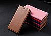 """SONY L2 H4311 оригинальный кожаный чехол книжка из натуральной кожи магнитный противоударный """"BULL LEATHER"""", фото 3"""