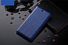 """ASUS ZenFone Max M2 оригинальный кожаный чехол книжка из натуральной кожи магнит противоударный """"BULL LEATHER"""", фото 5"""